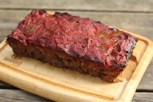 Bacon Mushroom Meatloaf 5