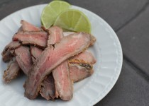 Flank Steak with Citrus Marinade