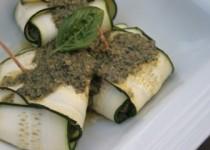 Pesto Sausage Ravioli