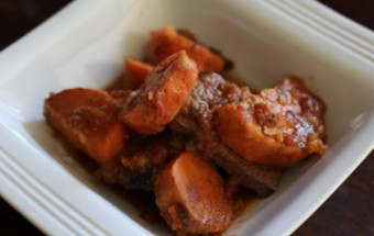 Beef Pot Roast with Yams