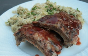 Crock Pot Barbecue Ribs