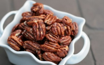 Paleo Candied Pecans 2