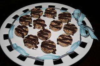Paleo Almond Bites