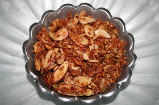 Pams Paleo Crunch