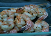 Marinated Shrimp Kabobs
