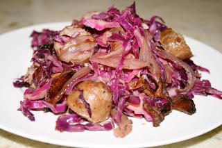 Bratwurst Salad
