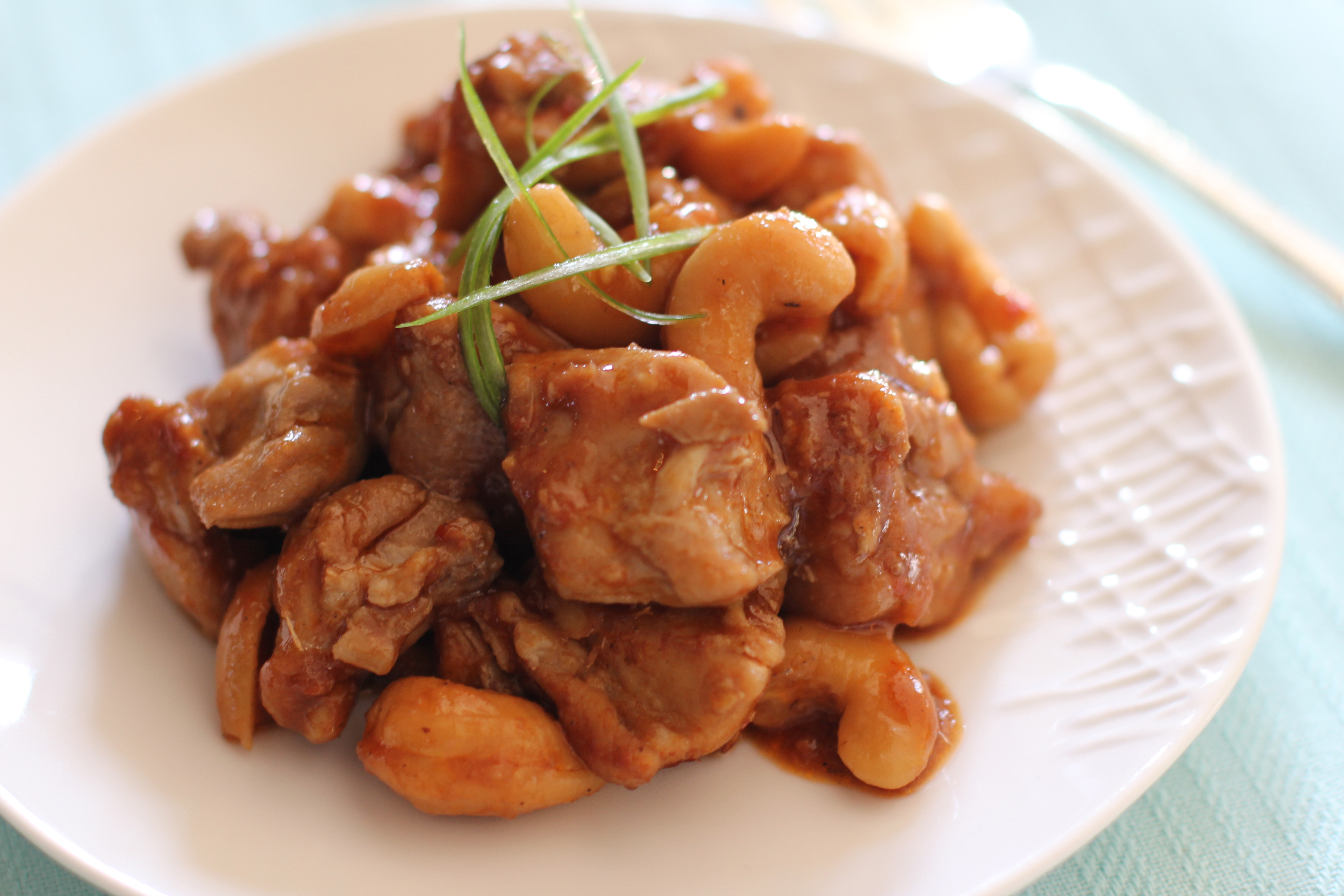 Cashew Chicken 2