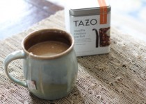 One Good Cup of Tea: Vanilla Rooibos Latte