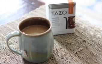 Vanilla Rooibos Parfait Tea