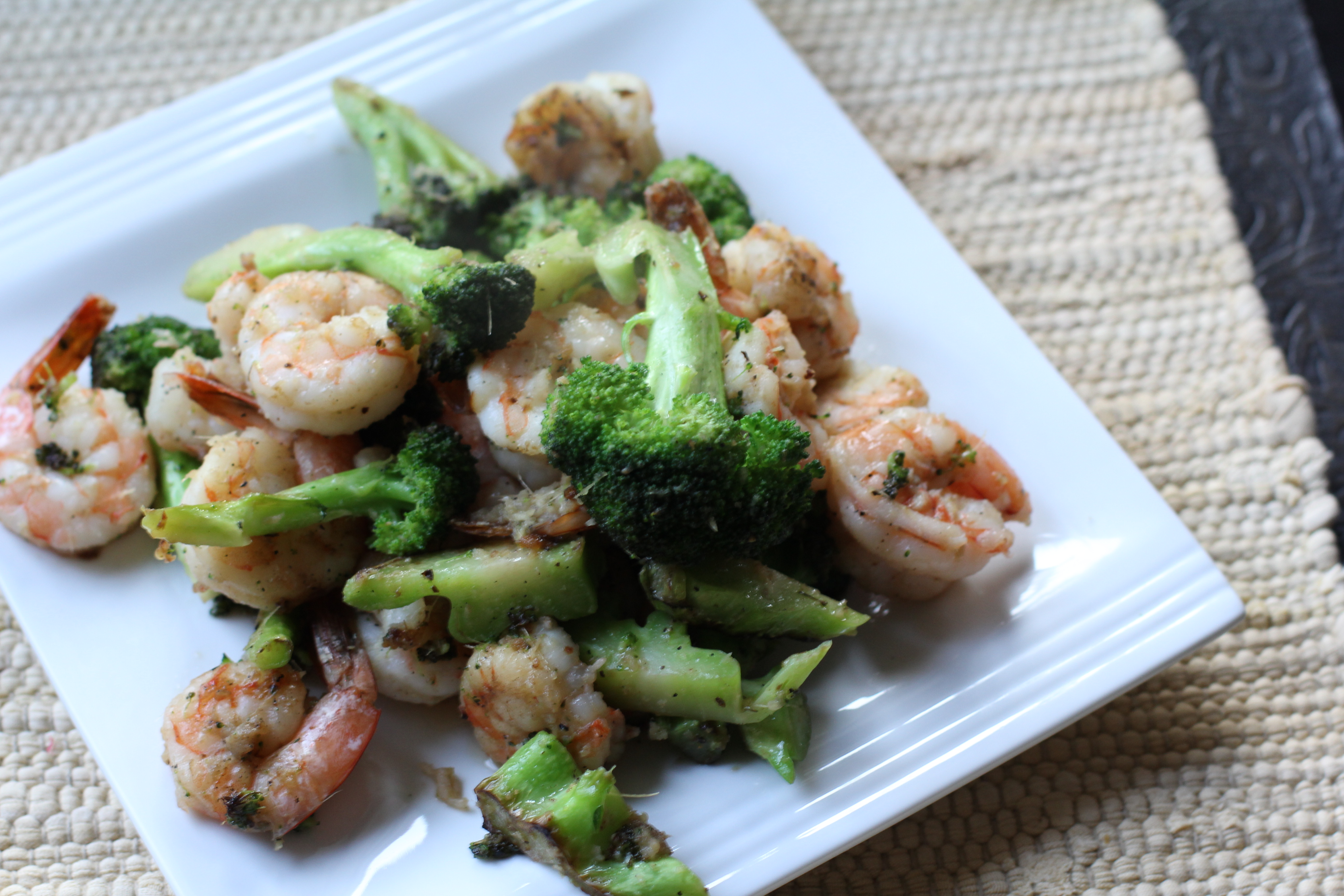 Shrimp broccoli recipes easy