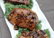 Duck Breast in Honey Balsamic Glaze