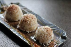 Coconut Banana Balls