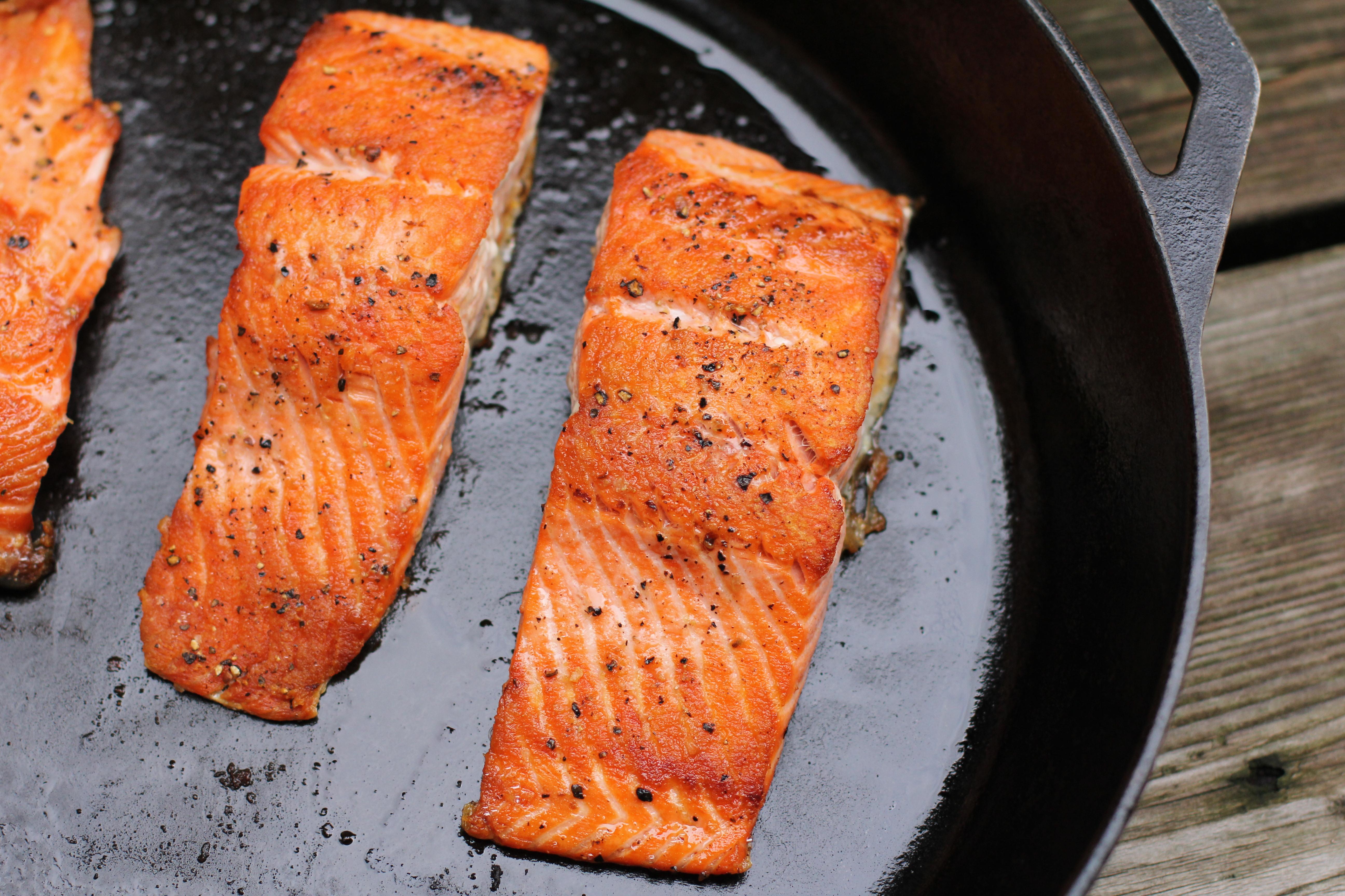 Crispy Salmon 3
